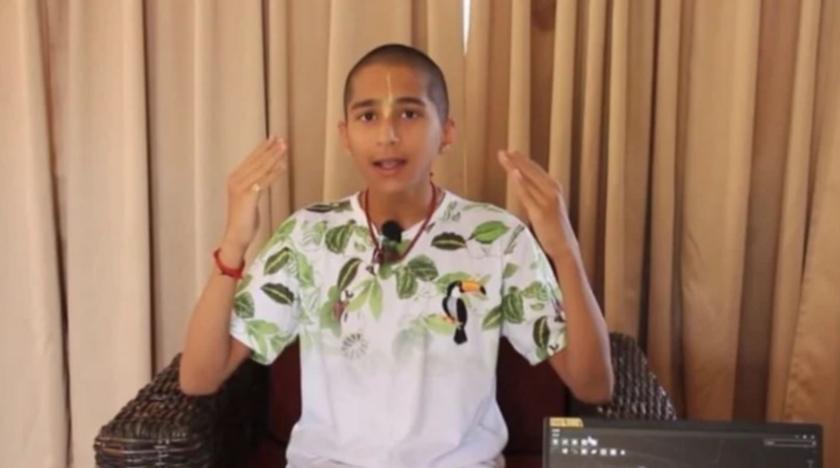 El joven youtuber causó revuelo en la web recientemente. Foto Internet