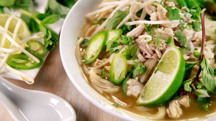 How to make a great bowl of pho at home - Los Angeles Times