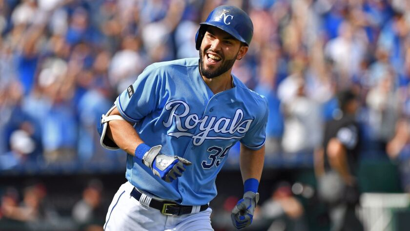 online store a7c42 e5262 Sources: Padres have discussed free agent Eric Hosmer - The ...