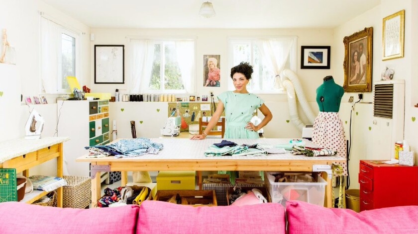 """""""I am proud to be an out, queer woman of color in an industry where there are so few people like me,"""" says actor and maker Jasika Nicole."""