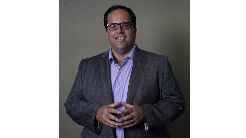 Alex Caputo-Pearl is the new head of United Teachers Los Angeles.