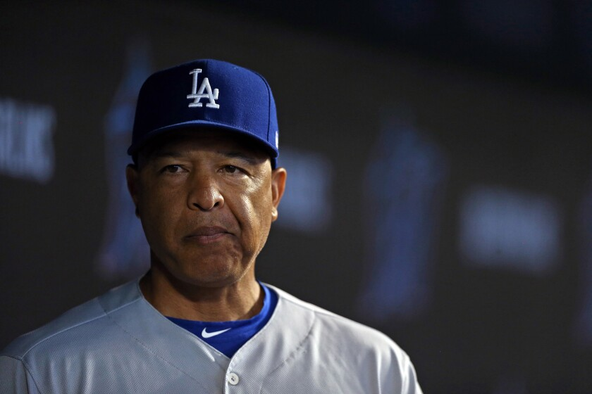 Dodgers manager Dave Roberts will return next season