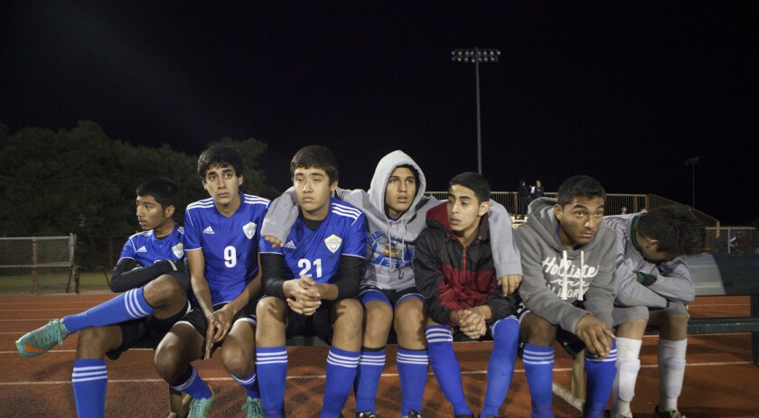 """NUVOtv's """"Los Jets"""" tells a story of sports, teenagers, immigration and the changing South."""
