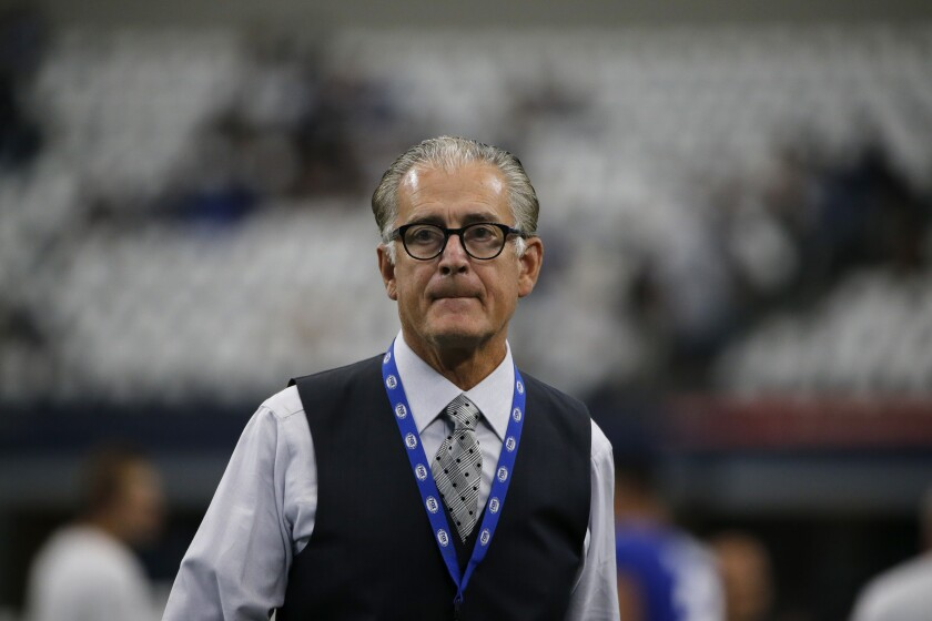 """Former NFL official Mike Pereira says he believes games are starting to """"get over-officiated, and not for the good of the game."""""""