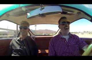 L.A. Drives: Adam Carolla and his 1966 Lamborghini 350GT