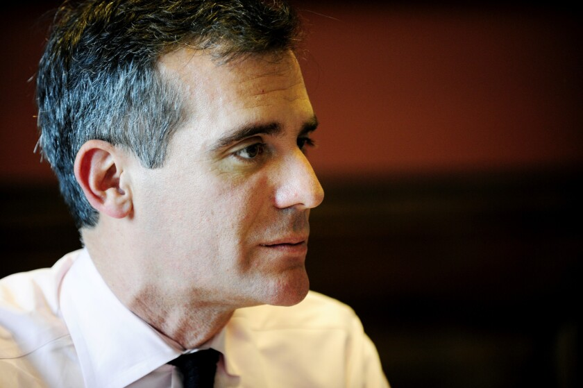 A slate of new commissioners appointed by Mayor Eric Garcetti to a civilian board that oversees the Los Angeles City Fire Department was approved Friday.