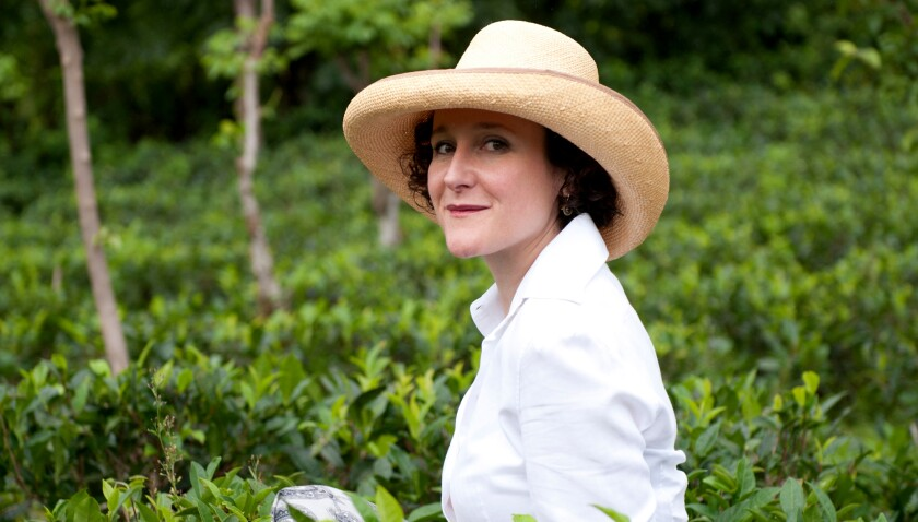 """Henrietta Lovell's fascinating memoir """"Infused,"""" about her life in tea."""