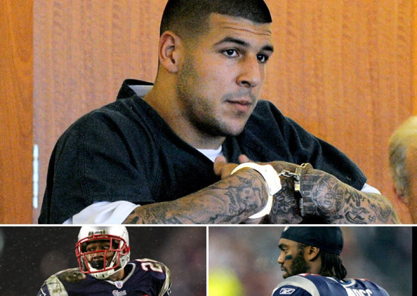 Aaron Hernandez fallout: Teams reevaluate taking risks on players