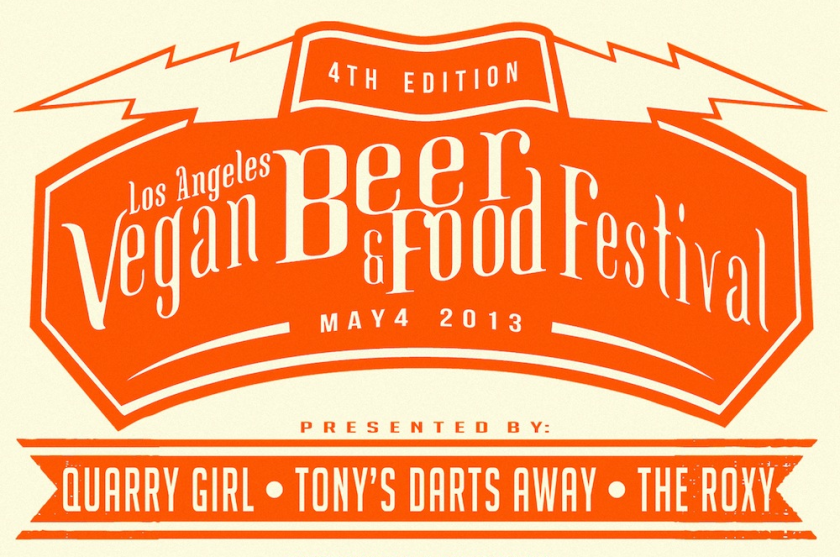 Vegan beer fest coming in May