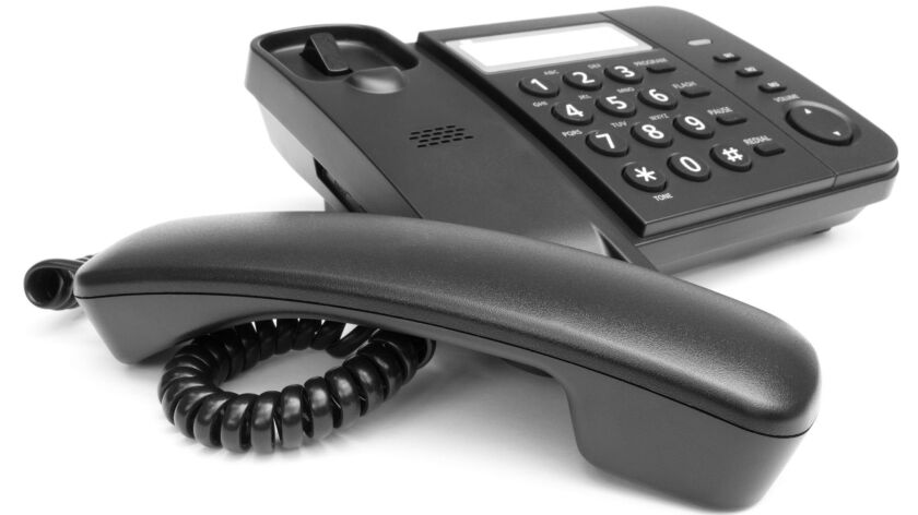 Telephone ** TCN OUT **