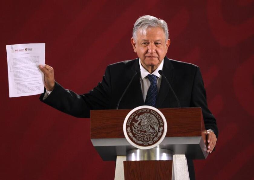 Publican borrador completo de carta que López Obrador envió al rey de España