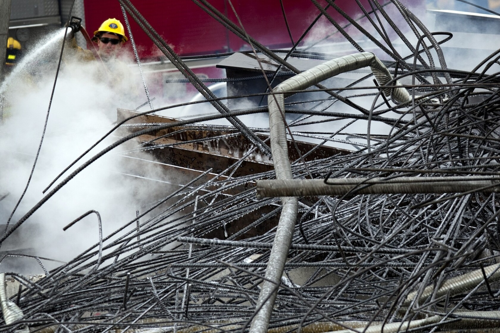 Bridge fire leaves Hesperia plan for economic boost in ashes - Los