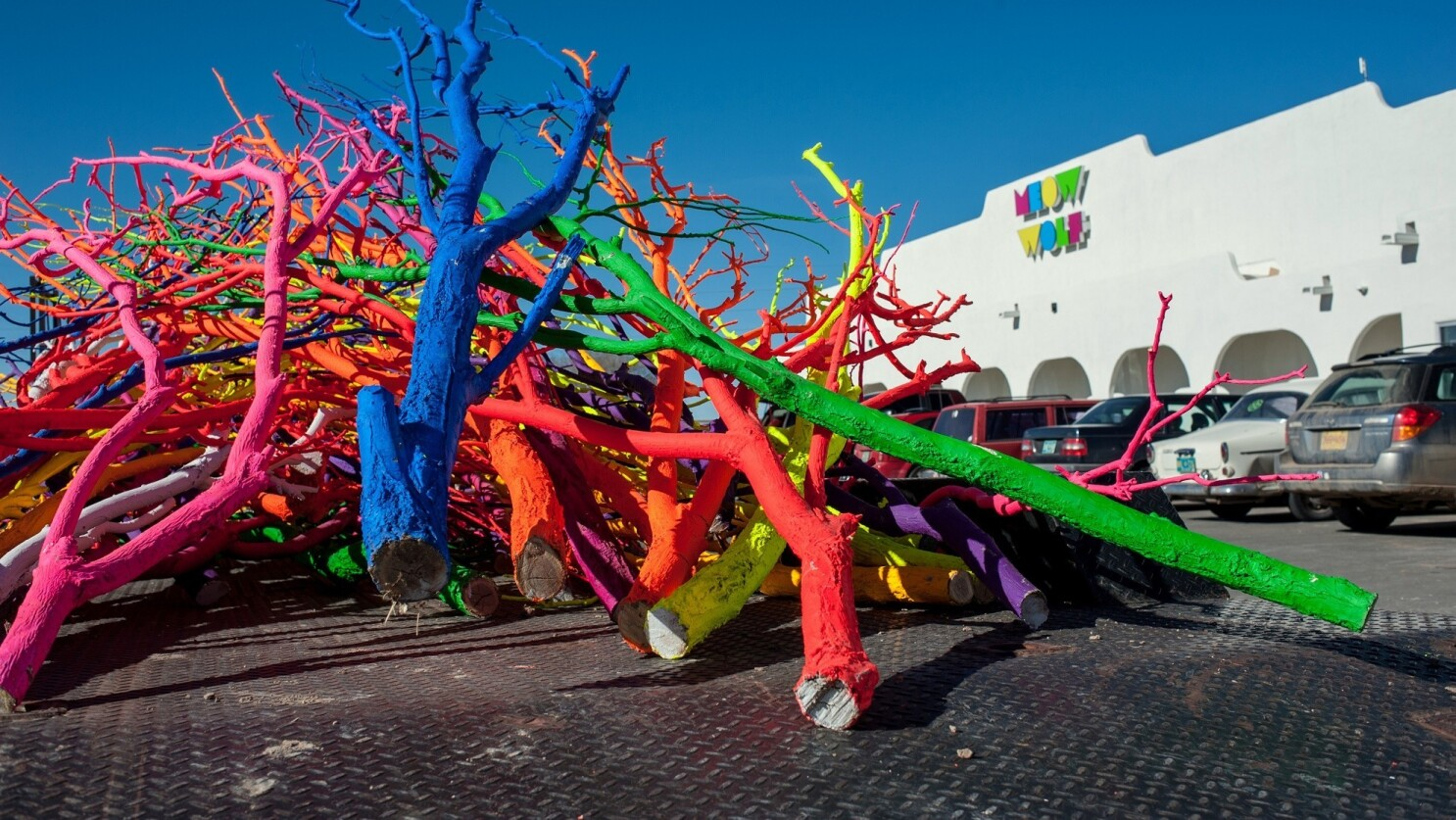 Is Meow Wolf An Art Complex Maybe But It S More Like An Immersive Twilight Zone In Santa Fe Los Angeles Times
