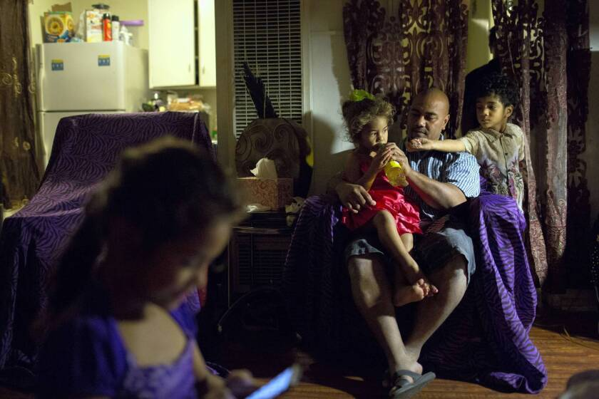 L.A.'s close-knit Tongan community struggles with poverty