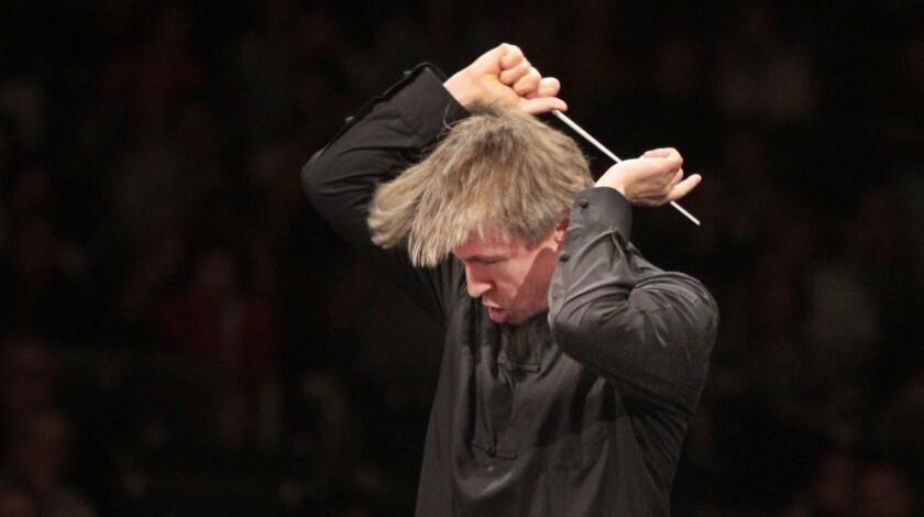Conductor Esa-Pekka Salonen