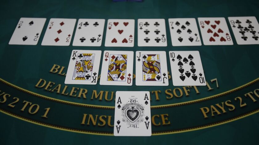 How to play blackjack at the Casino Institute