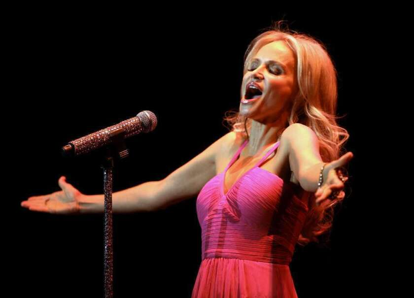 Kristin Chenoweth will be inducted into the Hollywood Bowl Hall of Fame this summer.