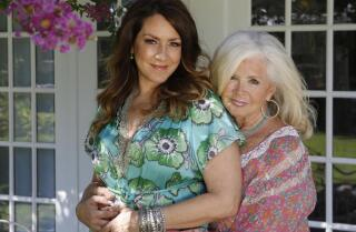 Virtually born on stage, Joely Fisher shares memories with her famous mom, Connie Stevens