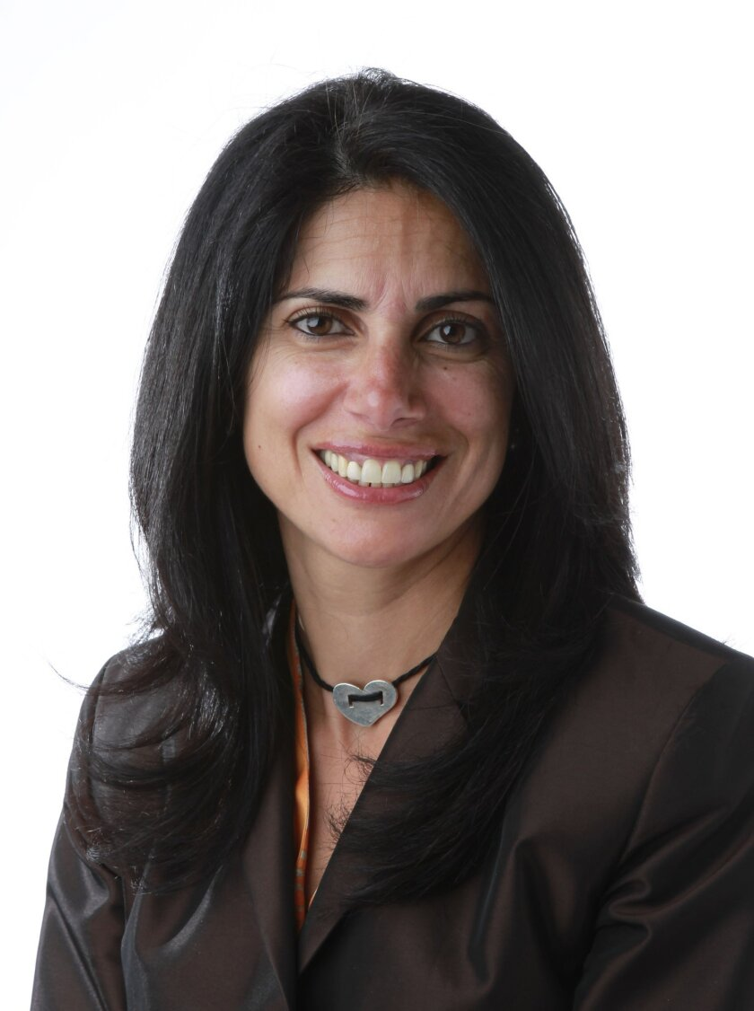 San Diego Entrepreneur Lea Wolf-Soffer.