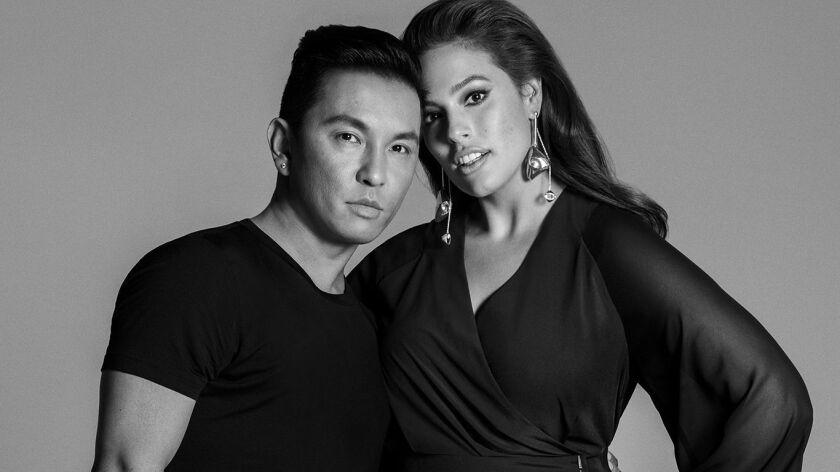 Prabal Gurung and Ashley Graham