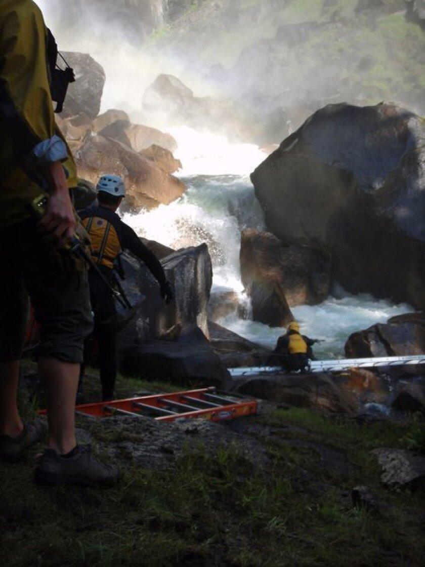 Search and rescue in Yosemite
