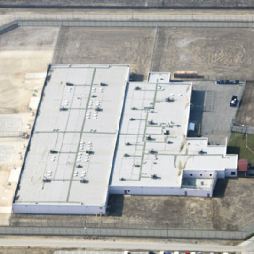 Gov. Jerry Brown is seeking bids for 1,225 new prison beds in California. The state currently has 600 inmates at Golden State in Kern County, run by the GEO Group.