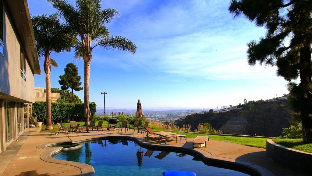 Nick Cassavetes' Mount Olympus home | Hot Property