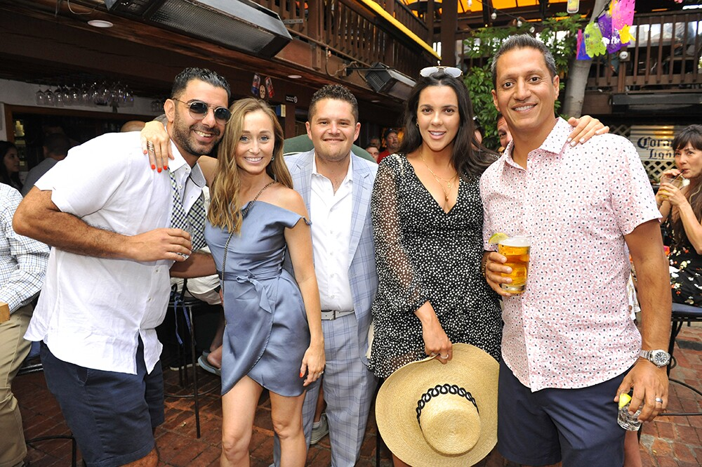Del Mar crowds celebrated Opening Day at En Fuego Cantina & Grill for its 24th anniversary with Corona Premier giveaways and hosted beer complimentary of PACIFIC.