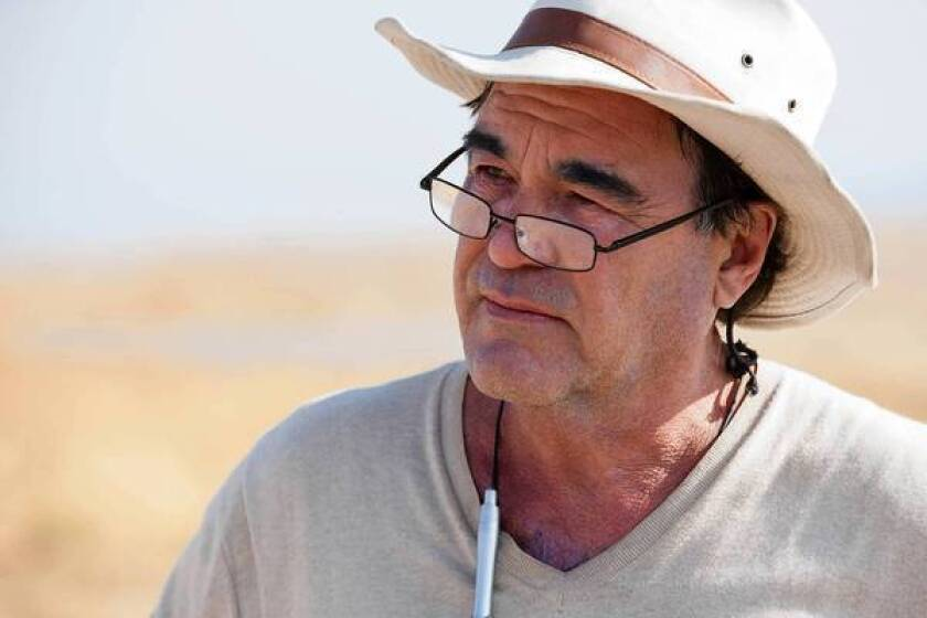 Oliver Stone aims for a fresh hit with 'Savages'