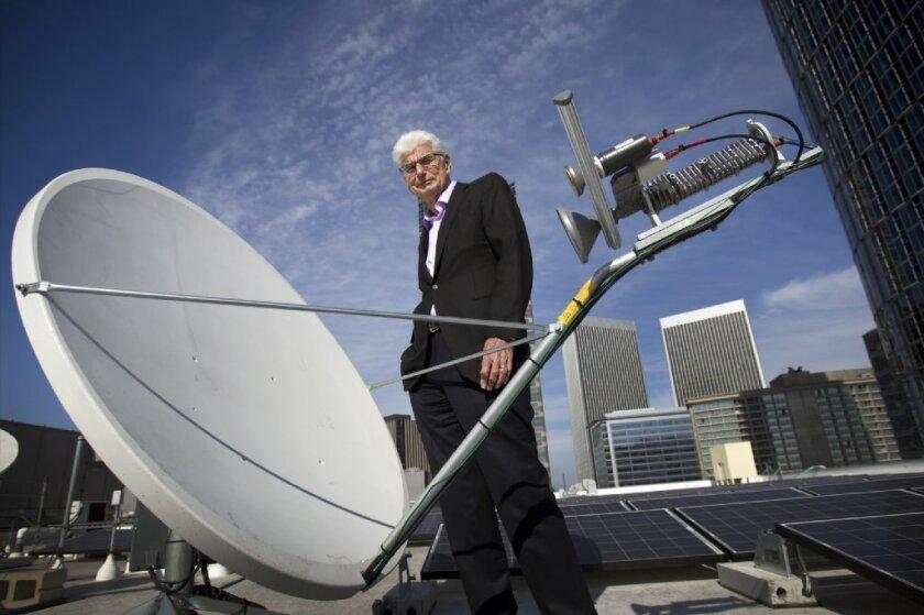 Cinemas see satellite tech as ticket to bigger revenue