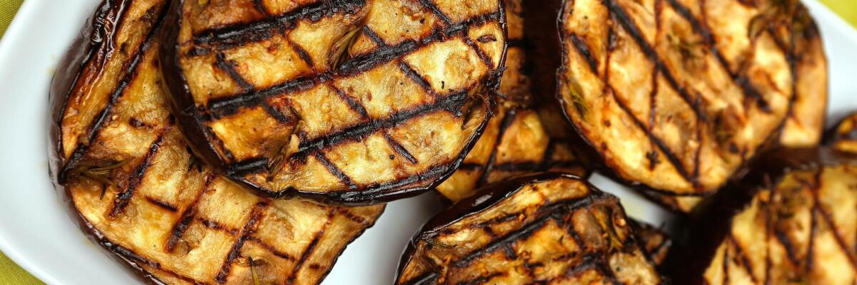 The silken beauty of summer eggplant: 12 recipes for eggplant