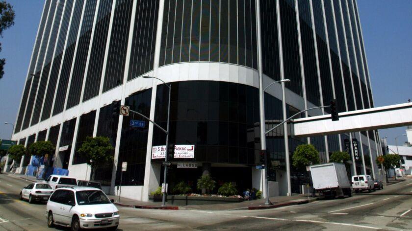 L.A. school district headquarters