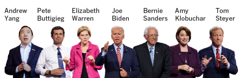 December Democratic debate