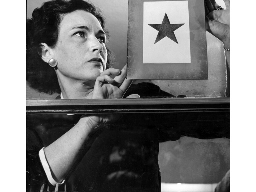 May 1942: Mrs. Harry B. England of Alhambra is a new Gold Star mother whose son Ensign John. C. Engl