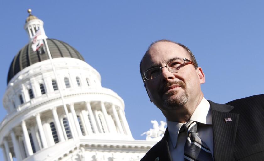 GOP legislators propose California school districts arm teachers