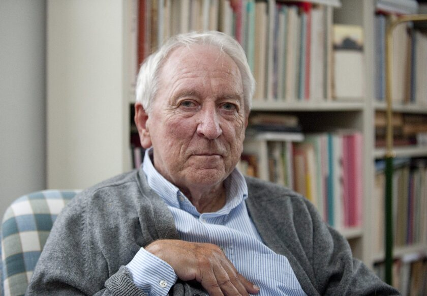Swedish poet Tomas Transtromer, a winner of the Nobel Prize in Literature, died March 26 at 83.