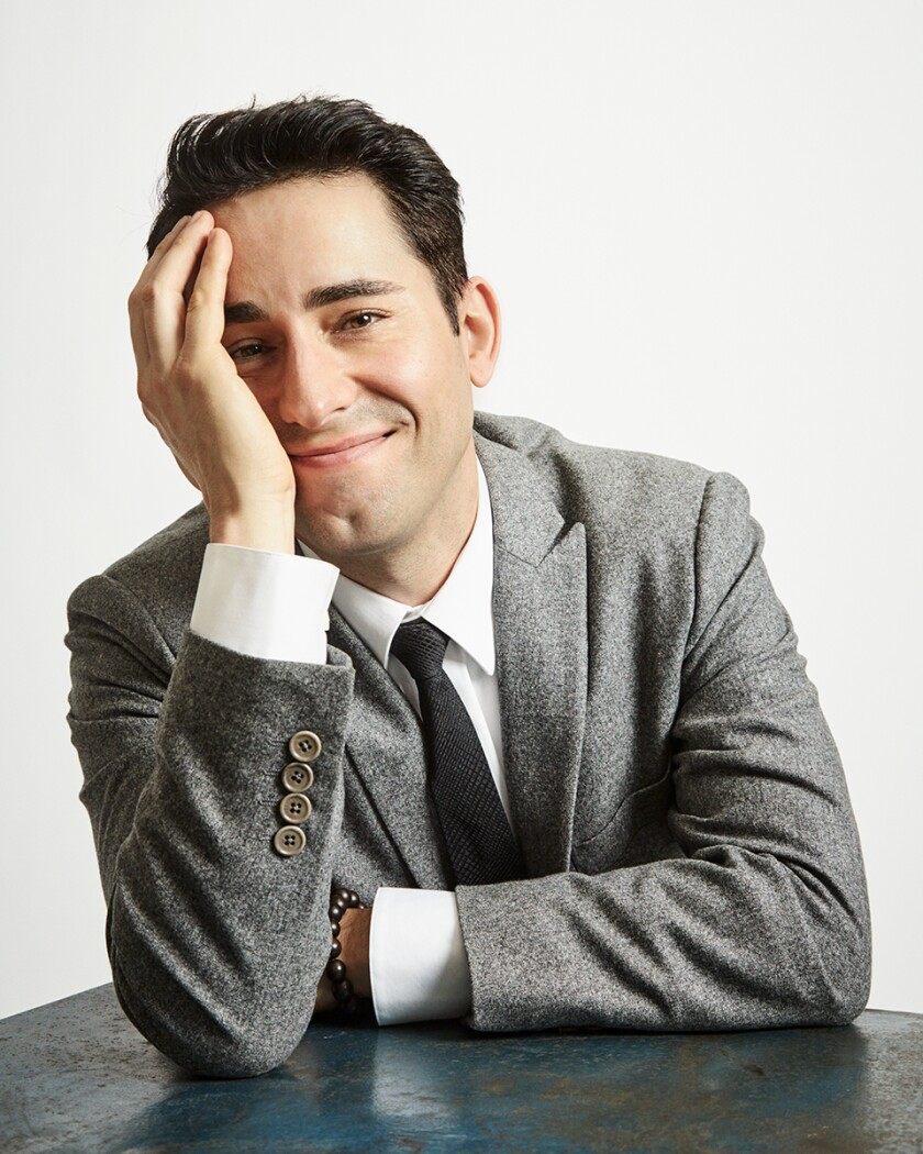 """Singer and actor John Lloyd Young, the original Frankie Valli in Broadway's """"Jersey Boys,"""" will be performing Thursday, March 19, at Hillcrest's Martinis Above Fourth."""