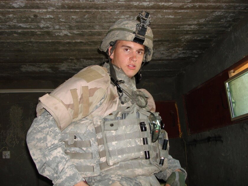Army Pfc. Ross A. McGinnis. Credit is: U.S. Army.