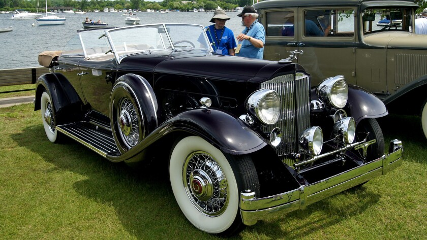 Coolest cars of our Commanders in Chief