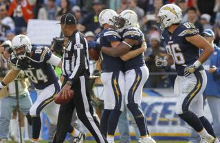 PLAYER POSTGAME: Chargers vs. Chiefs