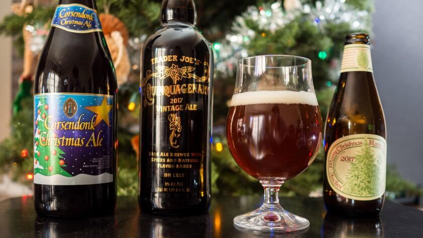 Christmas Beer.Christmas Beer Holiday Brews From Belgium Germany Britain