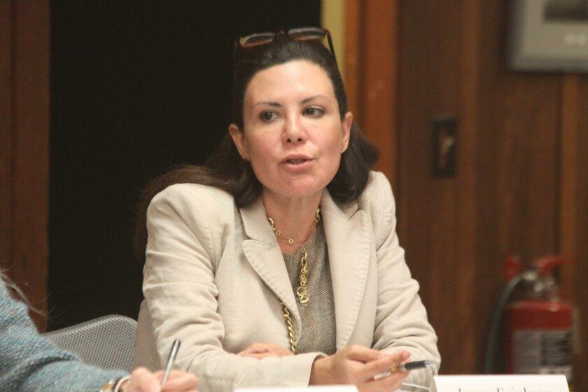 LJSA candidate Jenny Feinberg