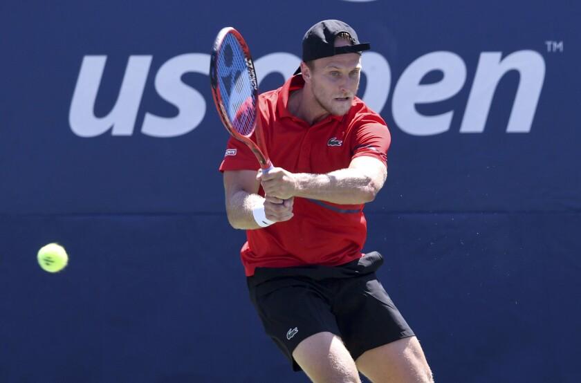 Virus Outbreak Tennis Unemployment Tennis
