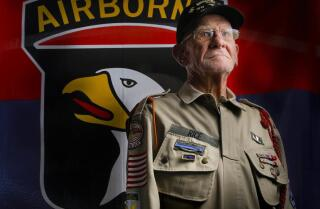 D-Day paratrooper from Coronado jumps again in France — at age 96