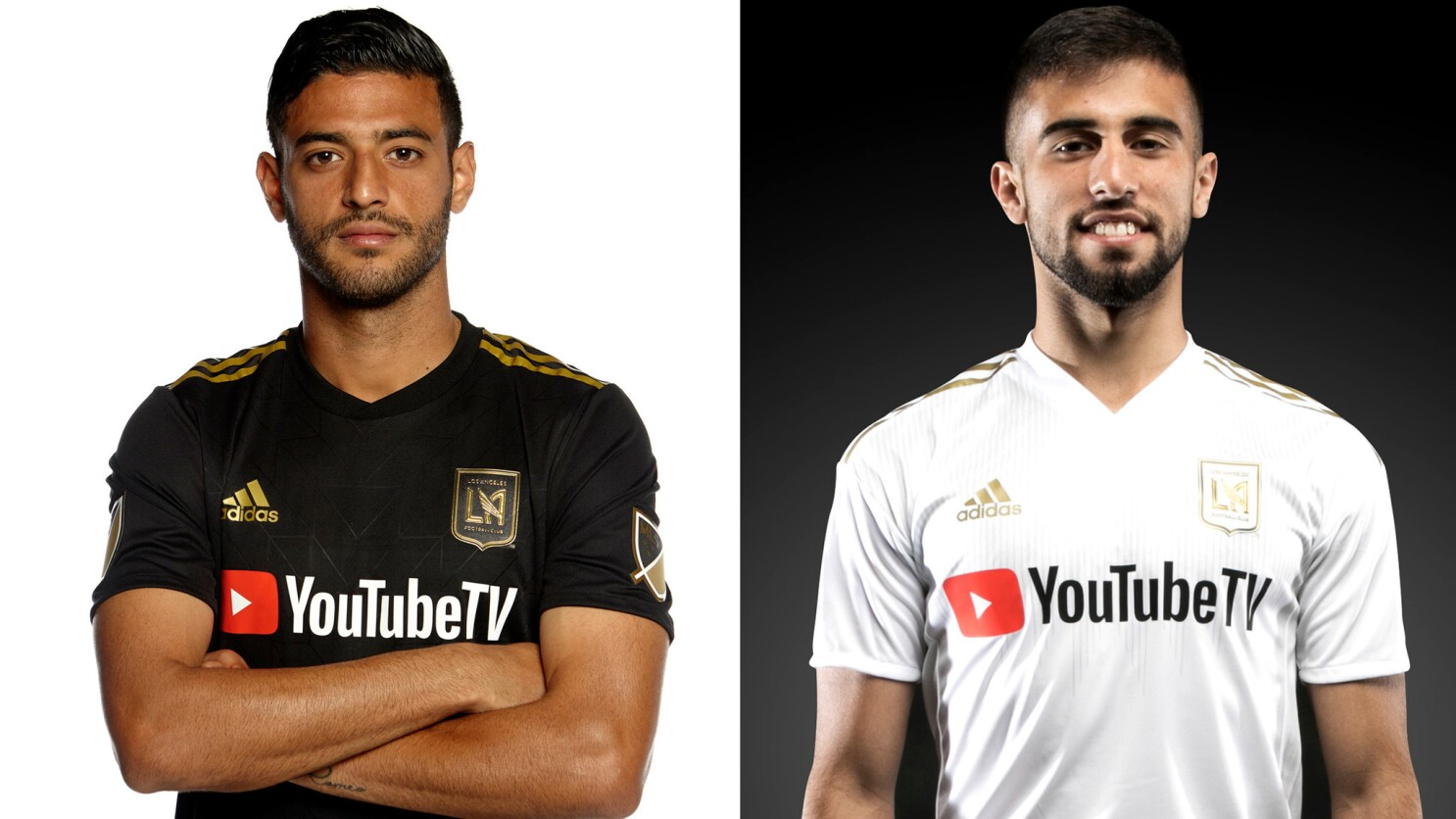 low priced 366d4 94824 Getting down to the fiber of LAFC's branding fabric - Los ...