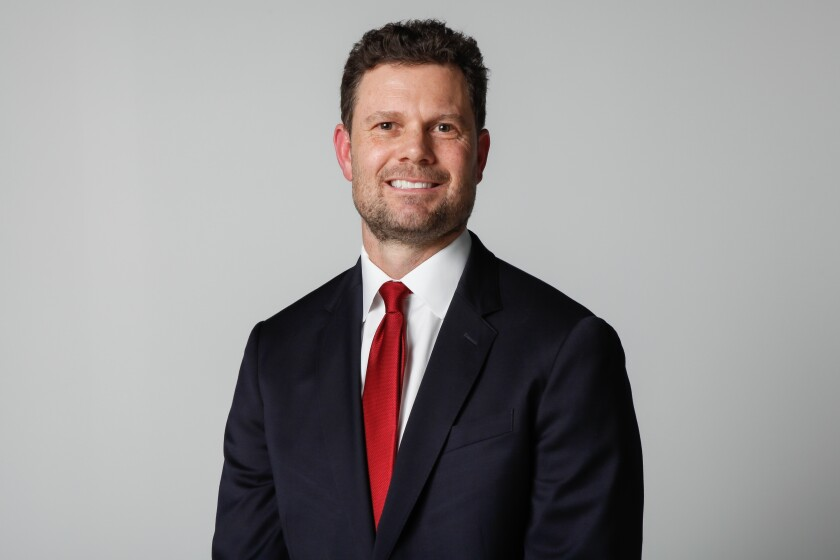 Ryan Cunningham, candidate for CD52