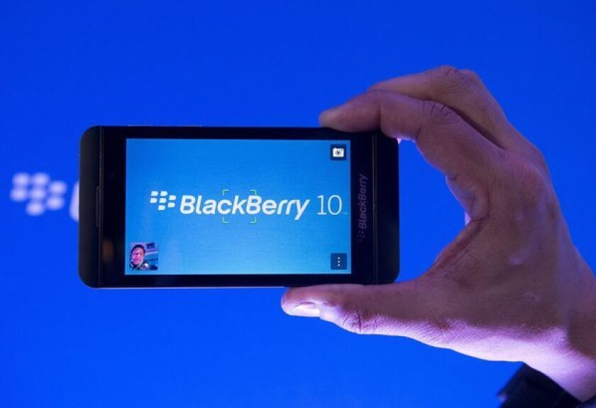 BlackBerry 10, the latest version of the Canadian company's smartphone, has been approved for use by the Defense Department. But that doesn't mean any orders have been placed.