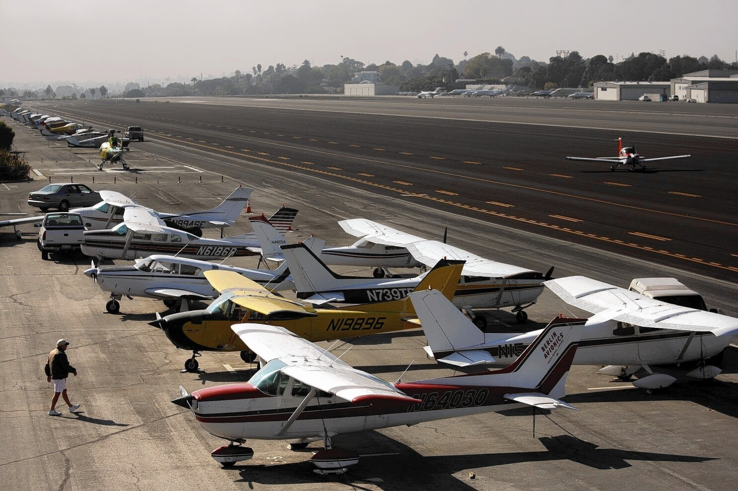 Letters to the Editor: Santa Monica Airport is an important piece of city infrastructure