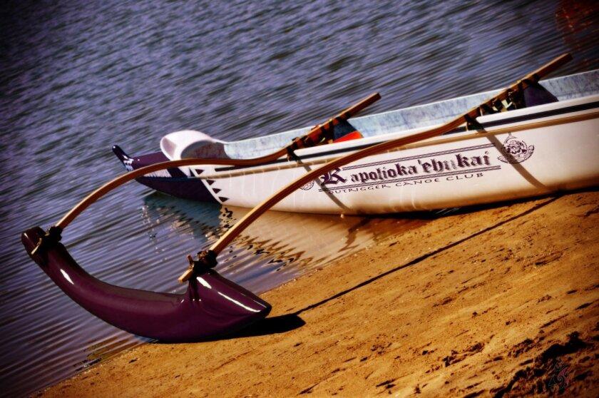Kapolioka'ehukai (Heart of the Sea) Outrigger Canoe Club