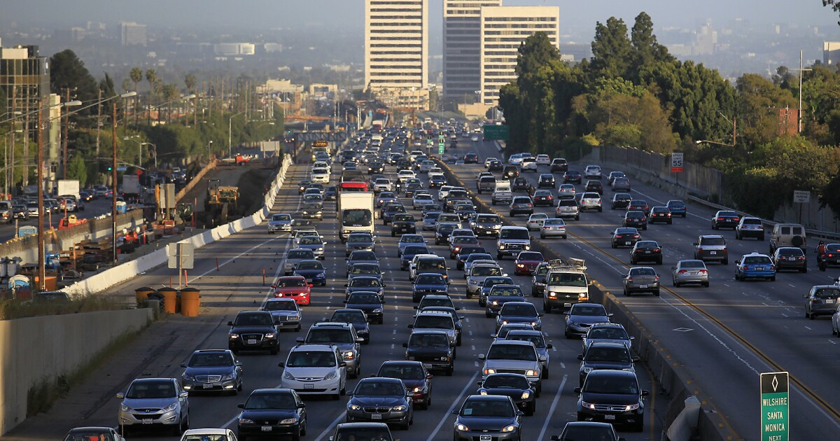 Editorial: Forget the monorail. L.A. needs a real transit line through the Sepulveda Pass